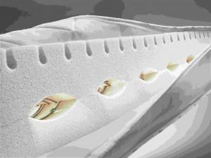 Matratzenkern Froli-Viado Detailfoto