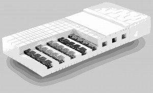 Matratzenkern Froli-Zaira mit Kunststoff-Federelementen